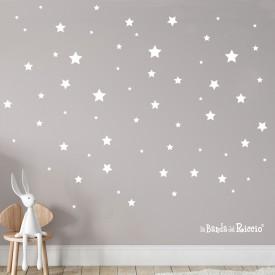 White Fluorescent Stars