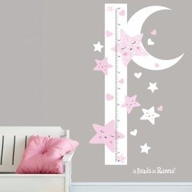 Stars and Moon Growth Chart