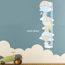 Air Balloon Growth Chart
