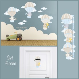 Set Room Air Balloons 1