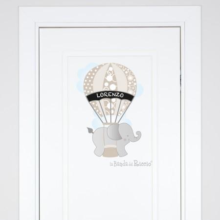 """Air Balloons 2"" (Door Decal)"