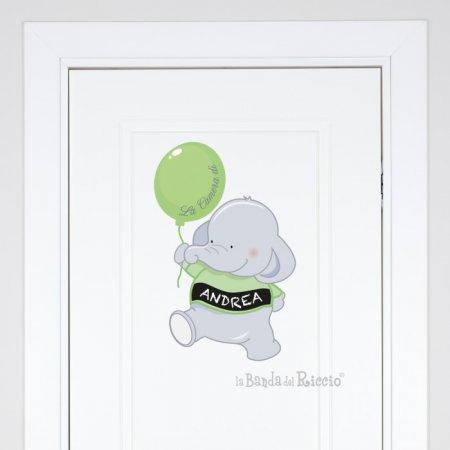 """""""Balloon"""" (Door Decal)"""