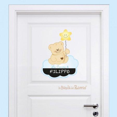 """""""Bear in the cloud"""" (Door..."""