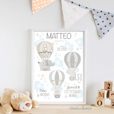 Birth Picture Air Balloons 2