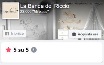 Segui La Banda del Riccio su Facebook