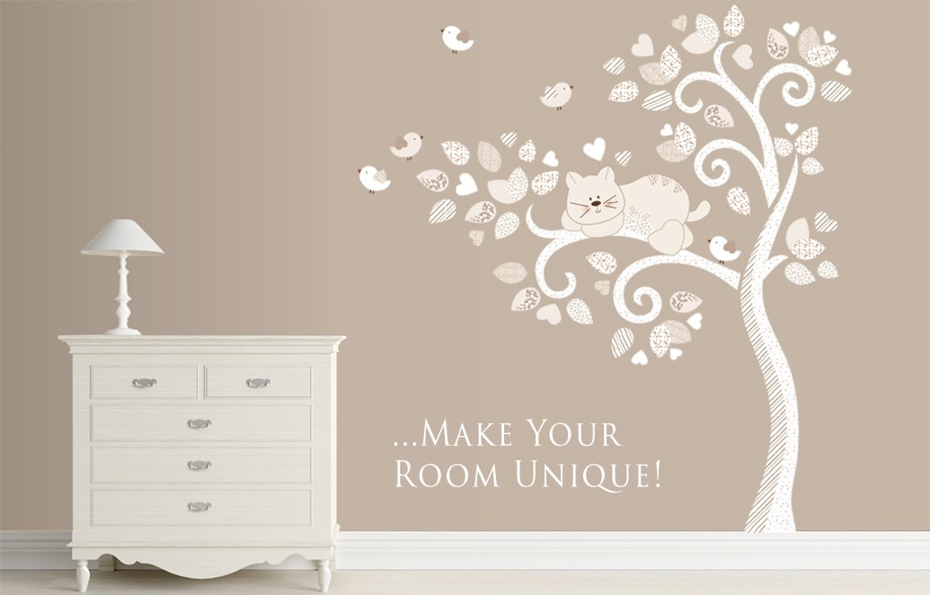 Wall Stickers Tree